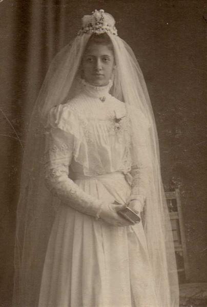Geschichte der Brautmode